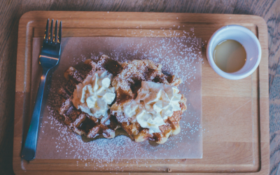 Catering Business Ideas – Waffles Are Trending