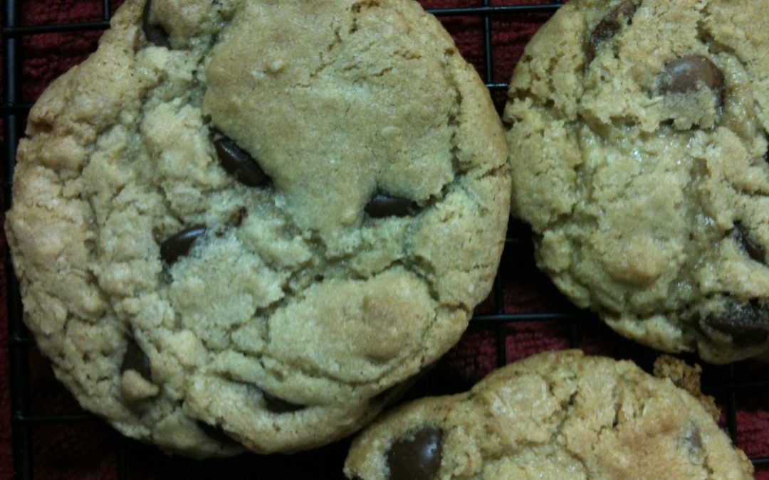 Sephra's Best Chocolate Chip Cookies