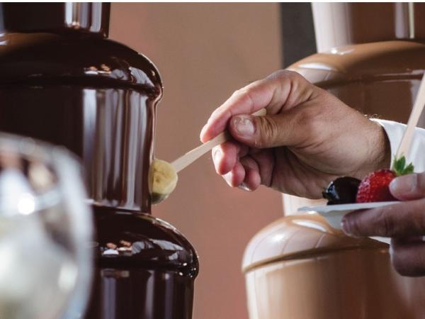 Belgian Dark Chocolate Fondue