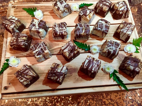 Chocolate Candy Made with Sephra Chocolate Melts