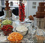 Marketing Chocolate Fountains to Hotels