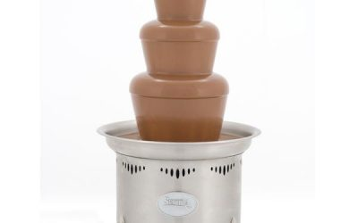 Trade In Your Old Chocolate Fountain