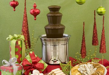 How to Pair Chocolate Fountains with Wine Tastings
