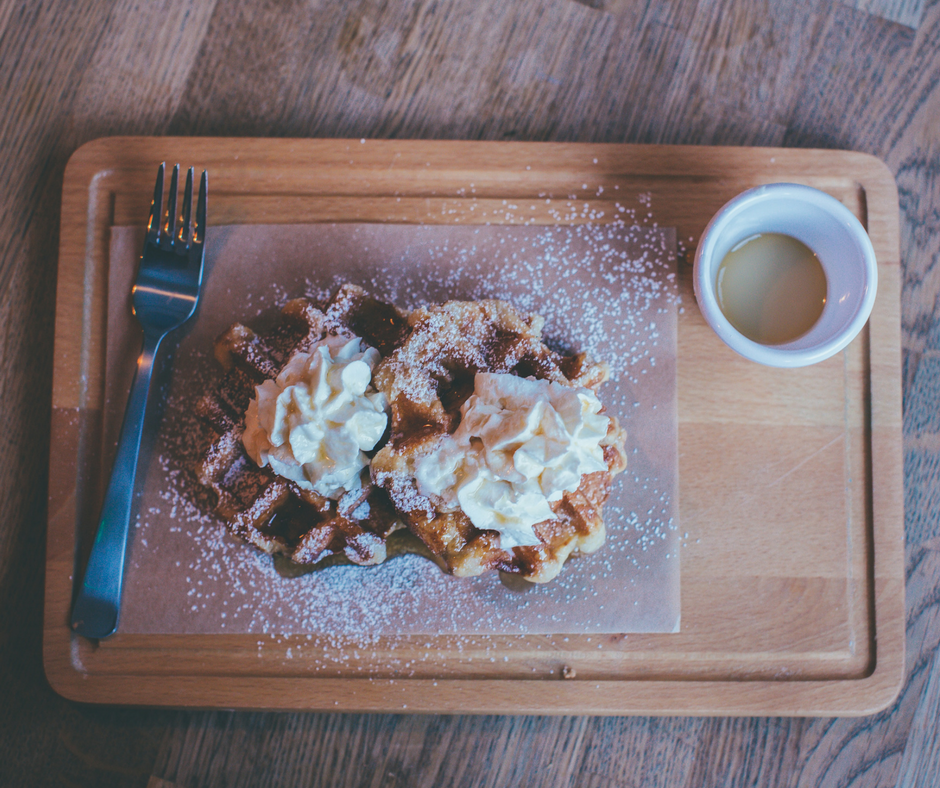 Waffles Add a New Dimension to Your Business