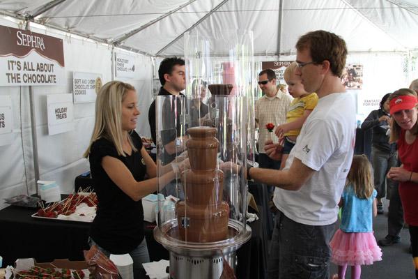 Chocolate Fountain Celebration