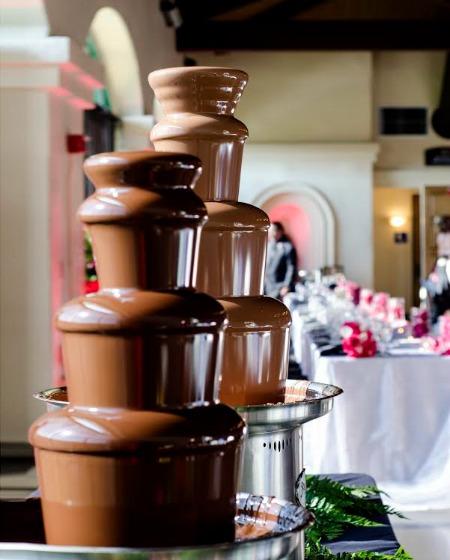 Chocolate Fountain Event