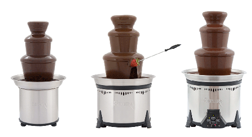 Sephra Home Fondue Fountain Comparison