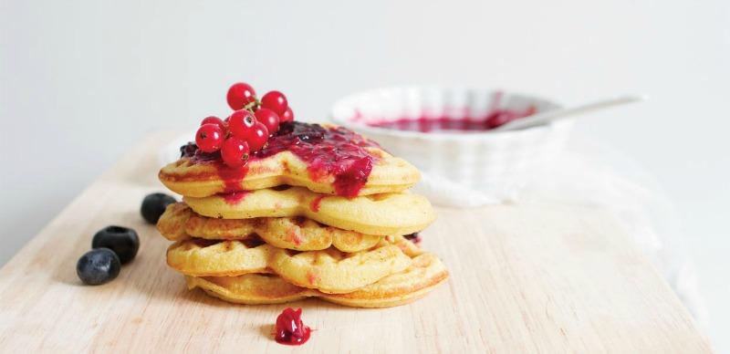 Sephra waffle mix