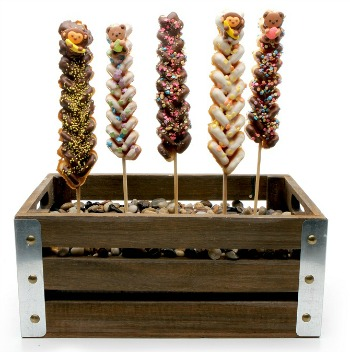 Waffles on a Stick - Zen Waffles - New Product from Sephra